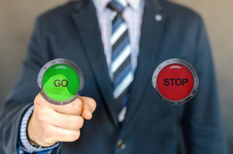 Moet de ondernemer een besluit ongedaan maken?